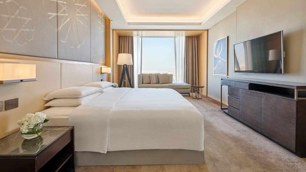 Prince Suite Bedroom