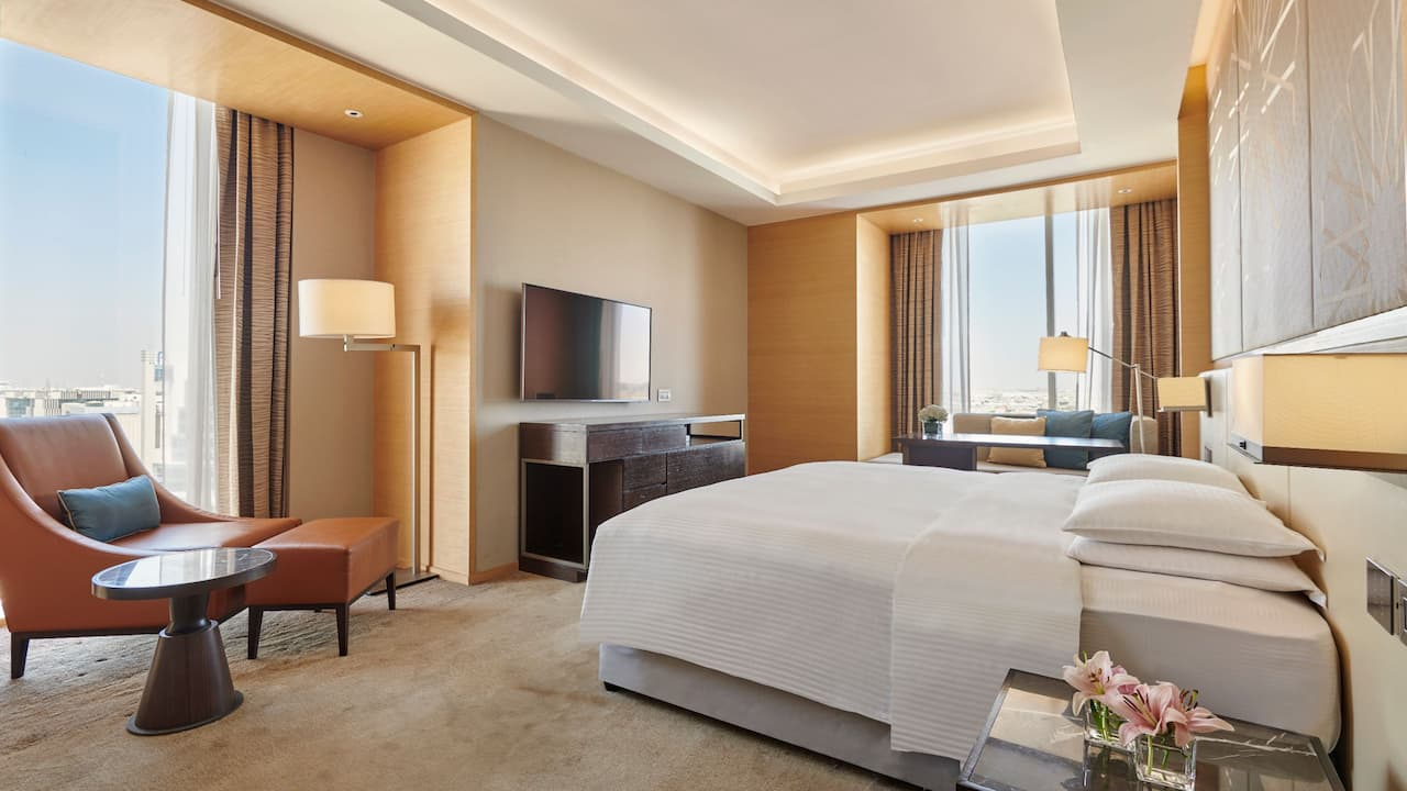 King Bed Premium Room