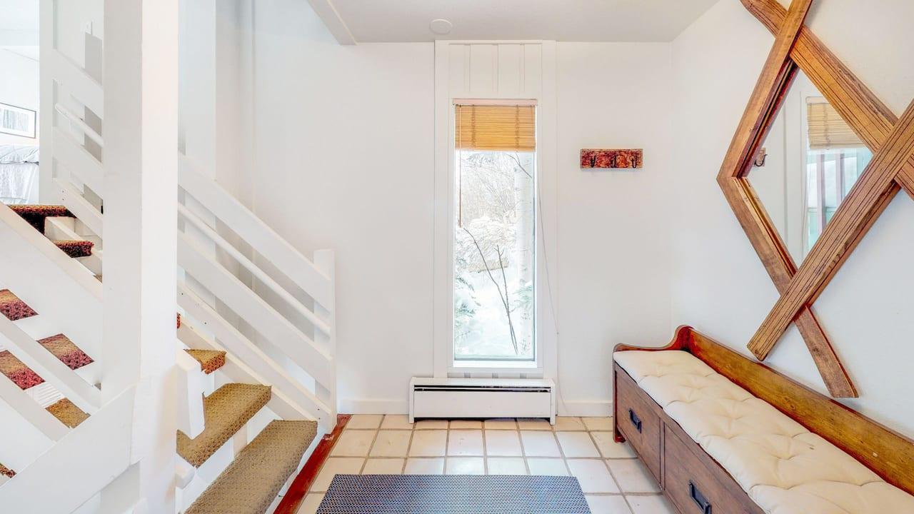 Three Bedroom Duplex Foyer
