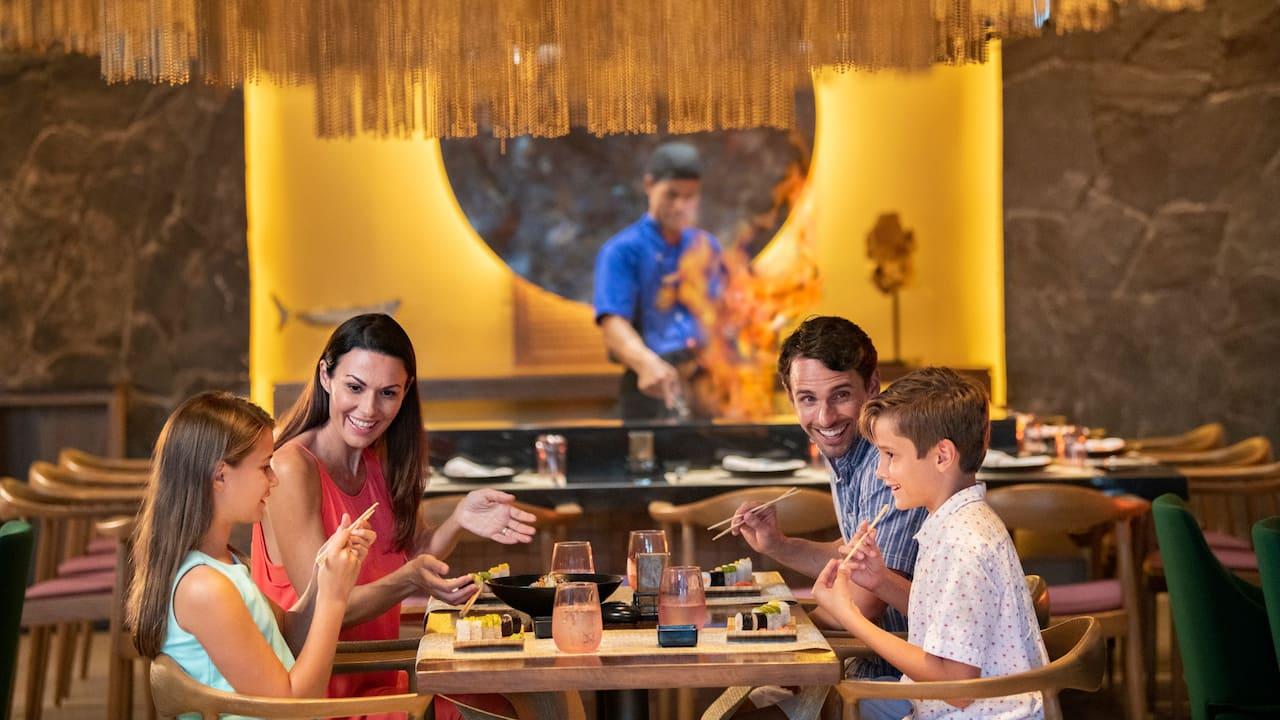 Hyatt Ziva Cap Cana - Dining