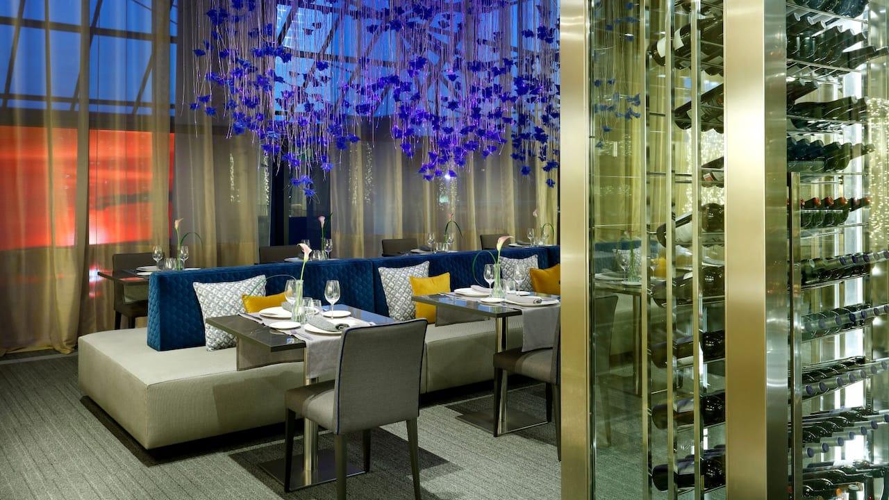 Hyatt Regency Barcelona Tower Restaurant
