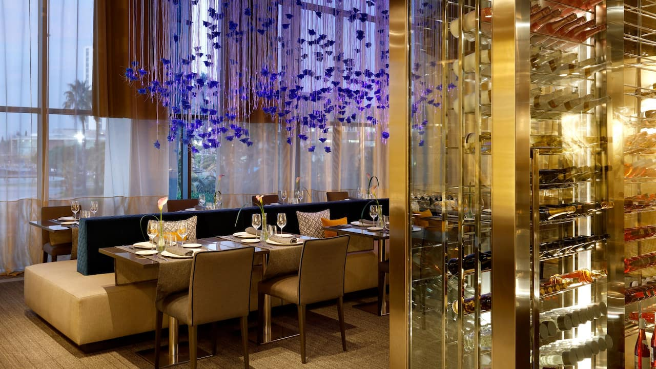 Hyatt Regency Barcelona Restaurant