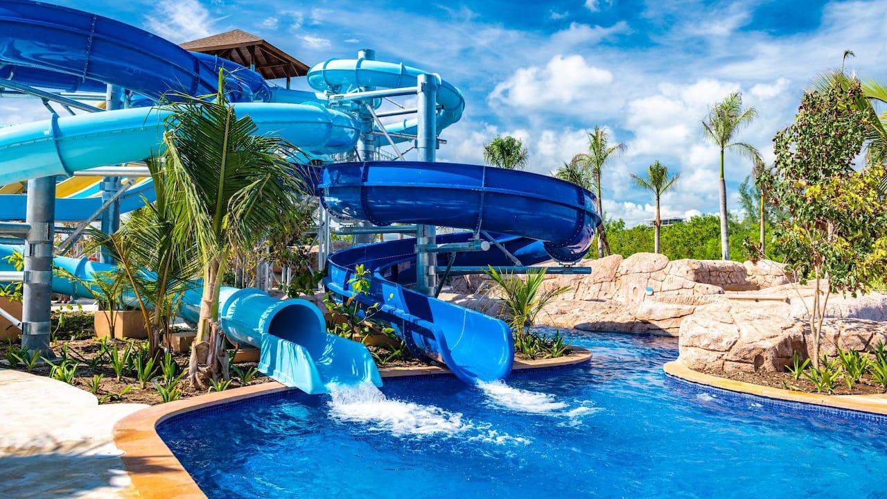 Hyatt Zilara Cap CAna - Water Park