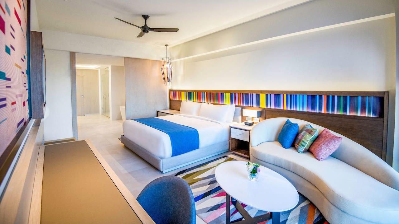 Hyatt Zilara Cap Cana -  Ocean View One Bedroom Master Suite Room