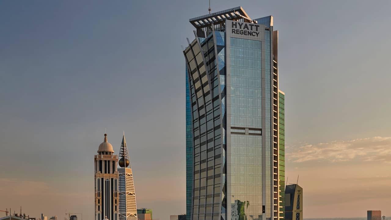 Hyatt Regency Riyadh Olaya Hotel