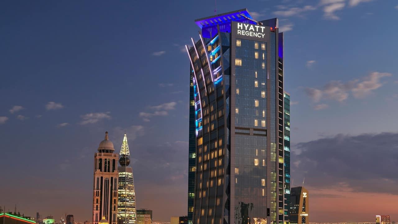 Hyatt Regency Riyadh Olaya - Hotel Exterior