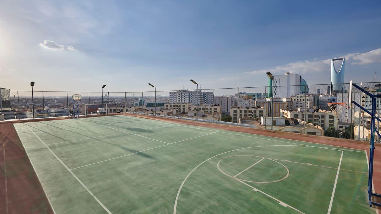 Sokoun Multipurpose Court