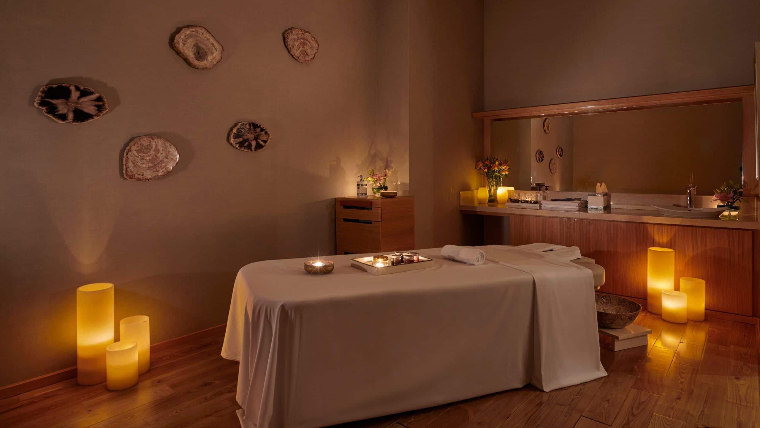 Spa Treatment Room in Riyadh