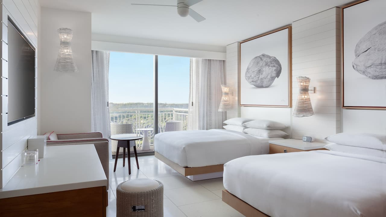 Two Rooms Family Package