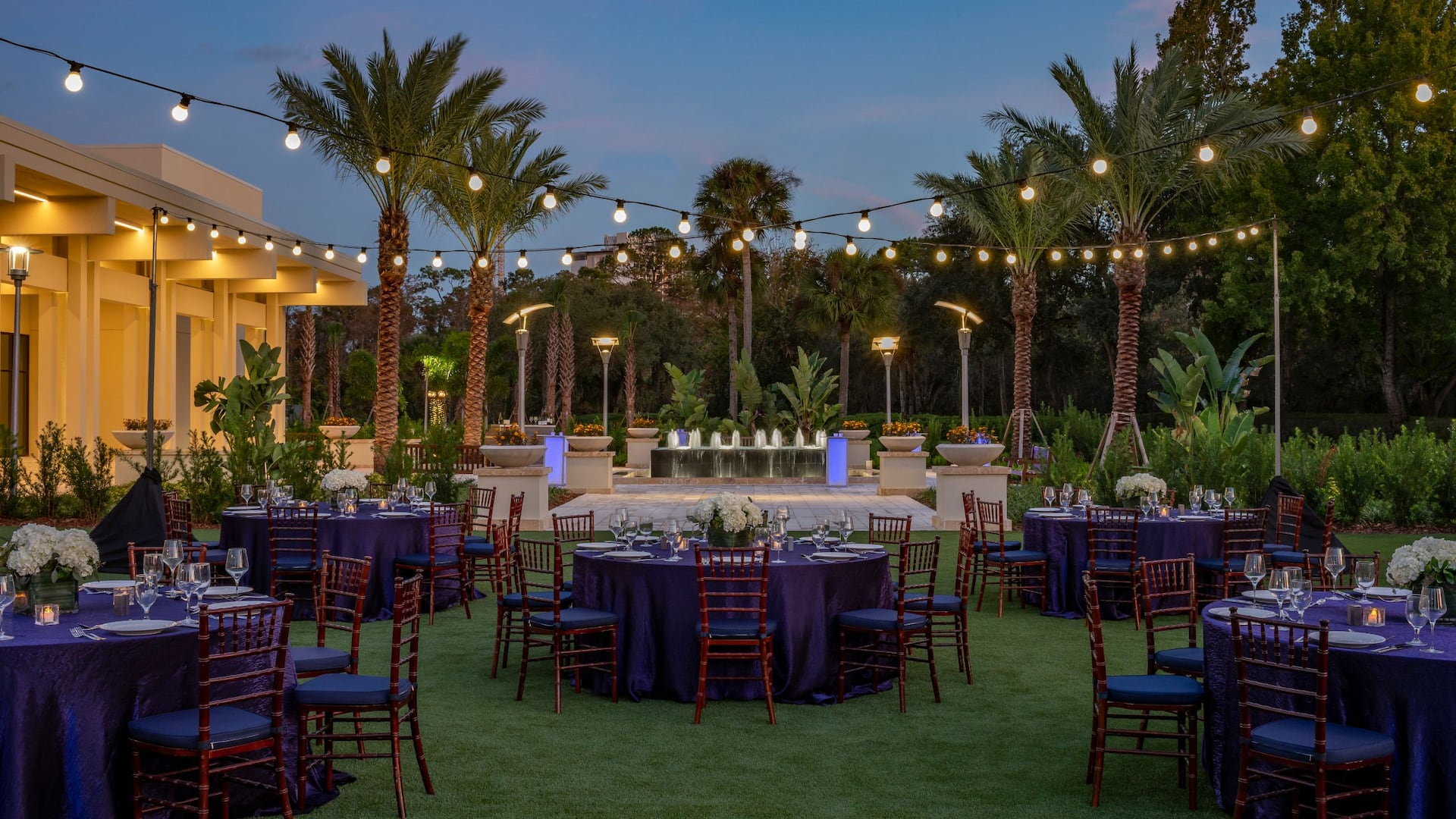 Hyatt Regency Grand Cypress Ballroom Banquet