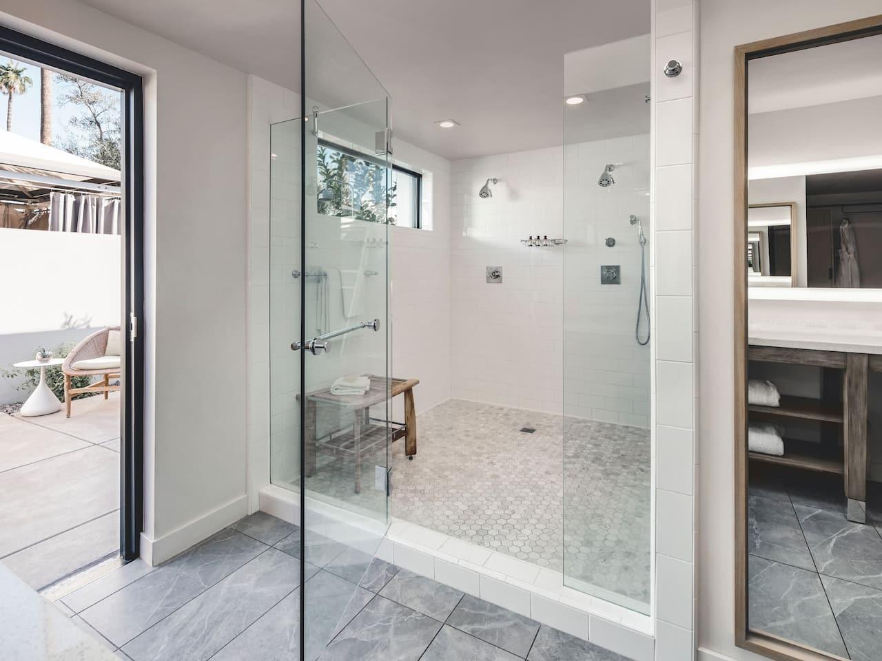 Cabana King Shower