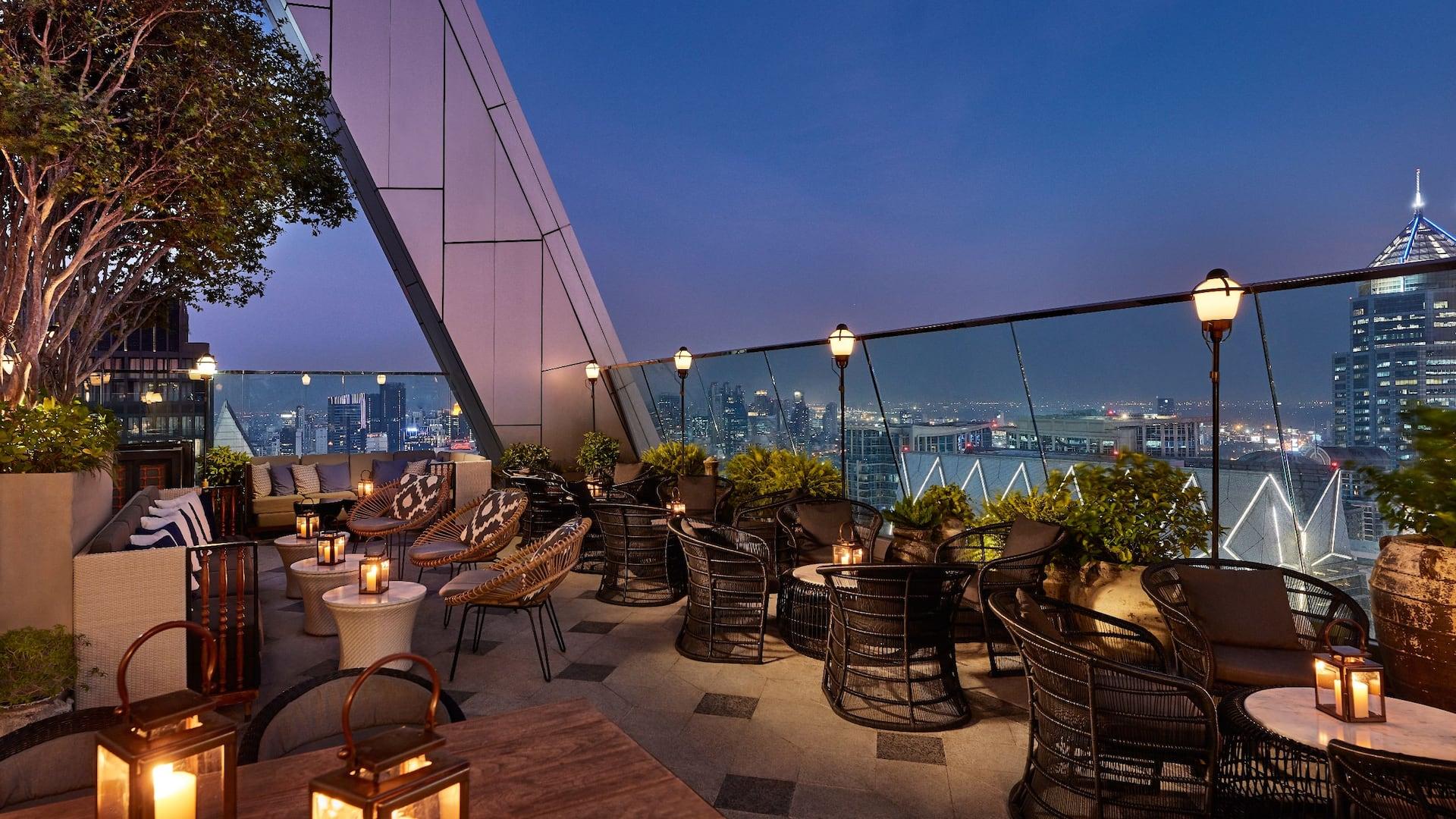 Park Hyatt Bangkok - Penthouse Bar + Grill