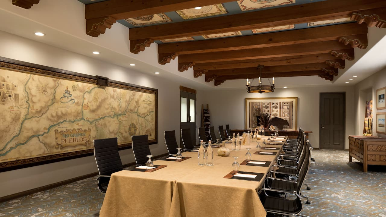 Hyatt Regency Tamaya Resort & Spa Hotel Meeting Space