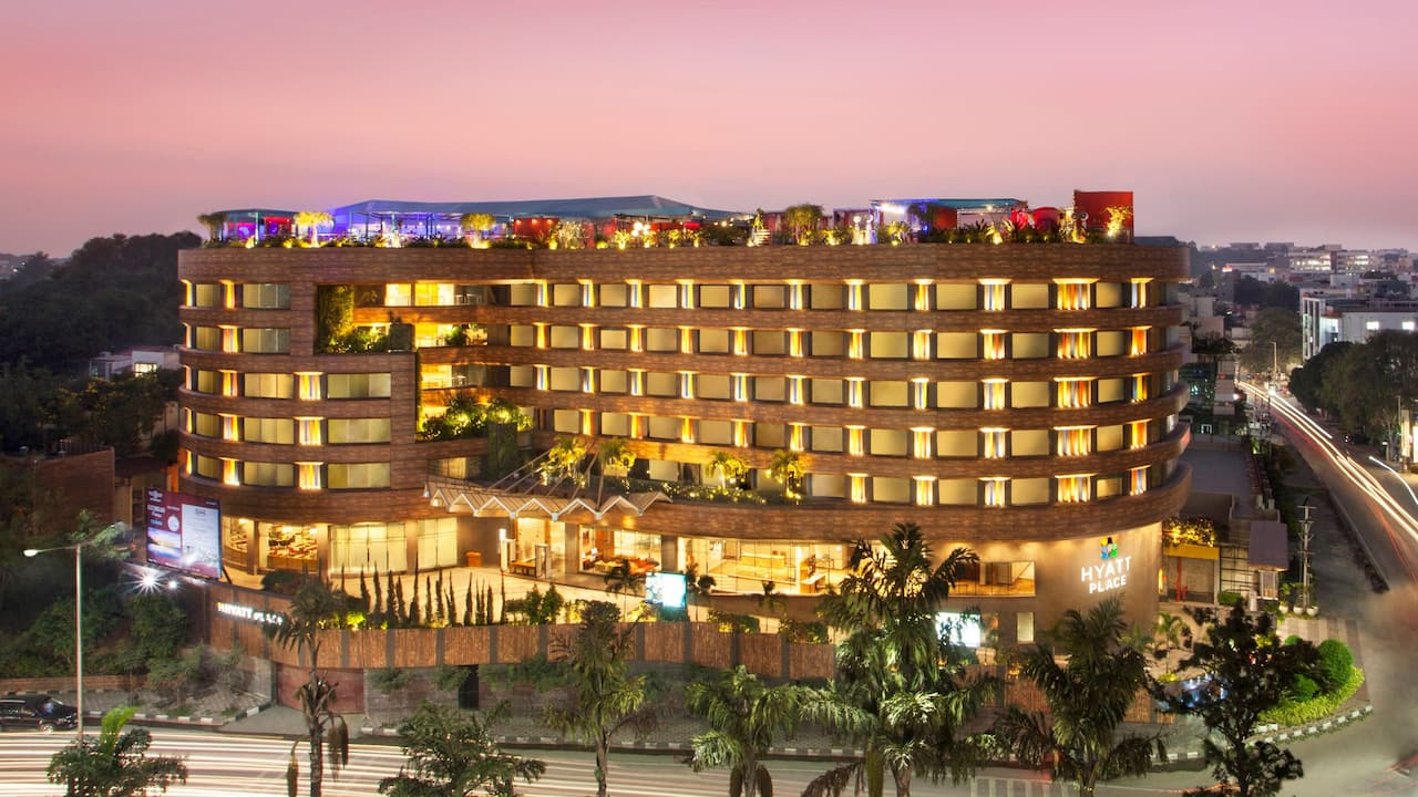 Hyatt Place Hyderabad Banjara Hills