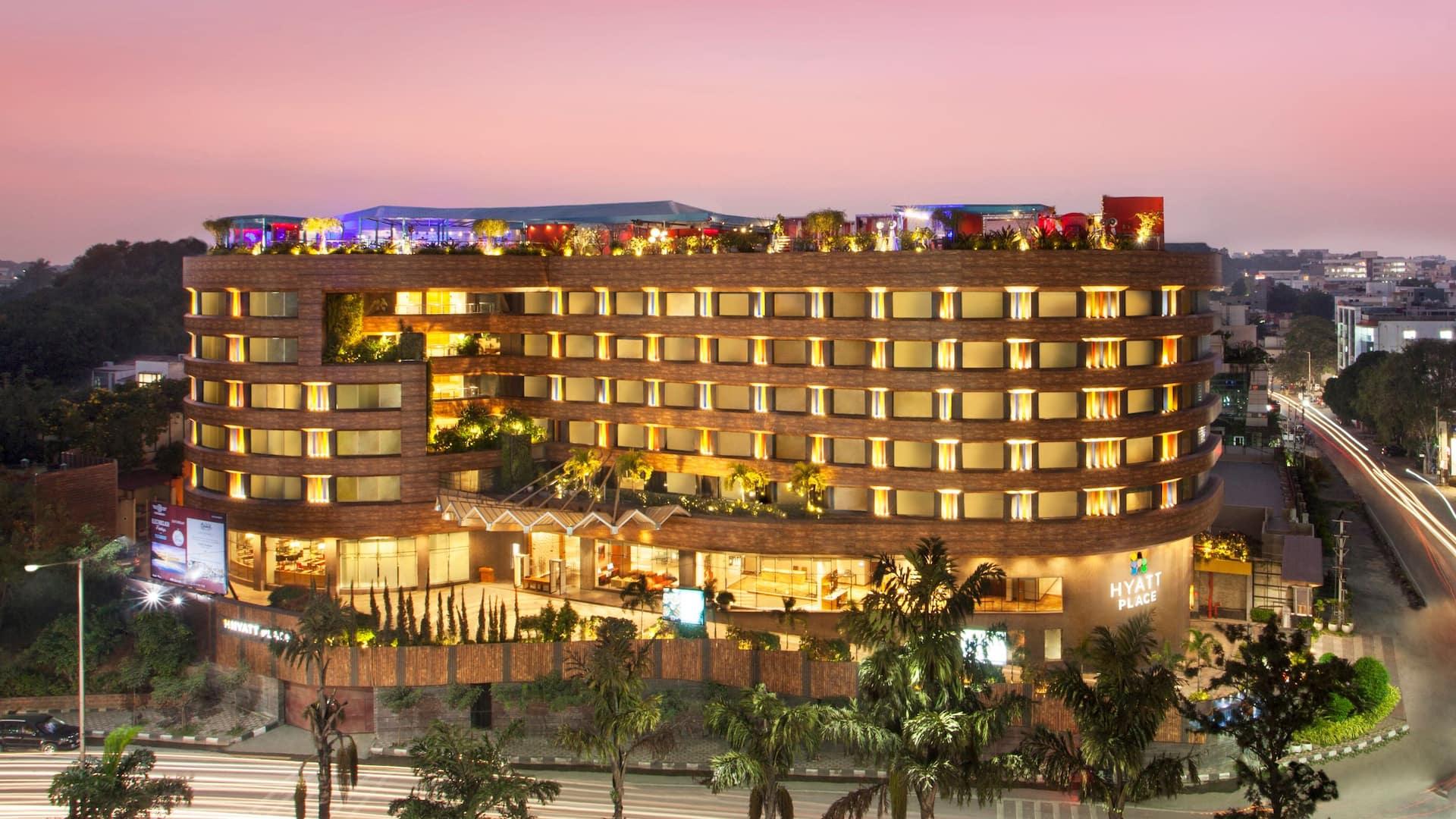 Hyatt Place in Banjara Hills Hyderabad