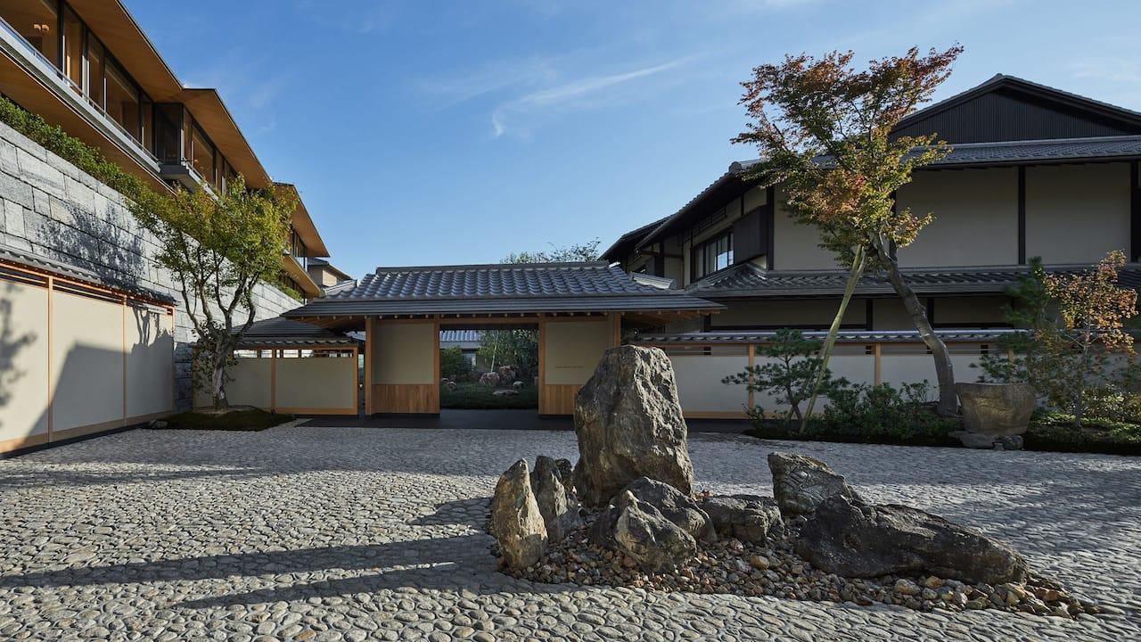 Park Hyatt Kyoto Hotel Exterior
