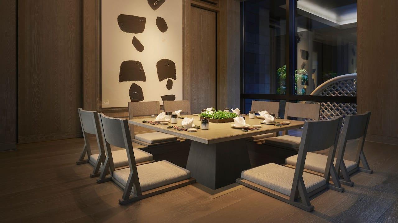 Park Hyatt Niseko Hanazono Dining Room