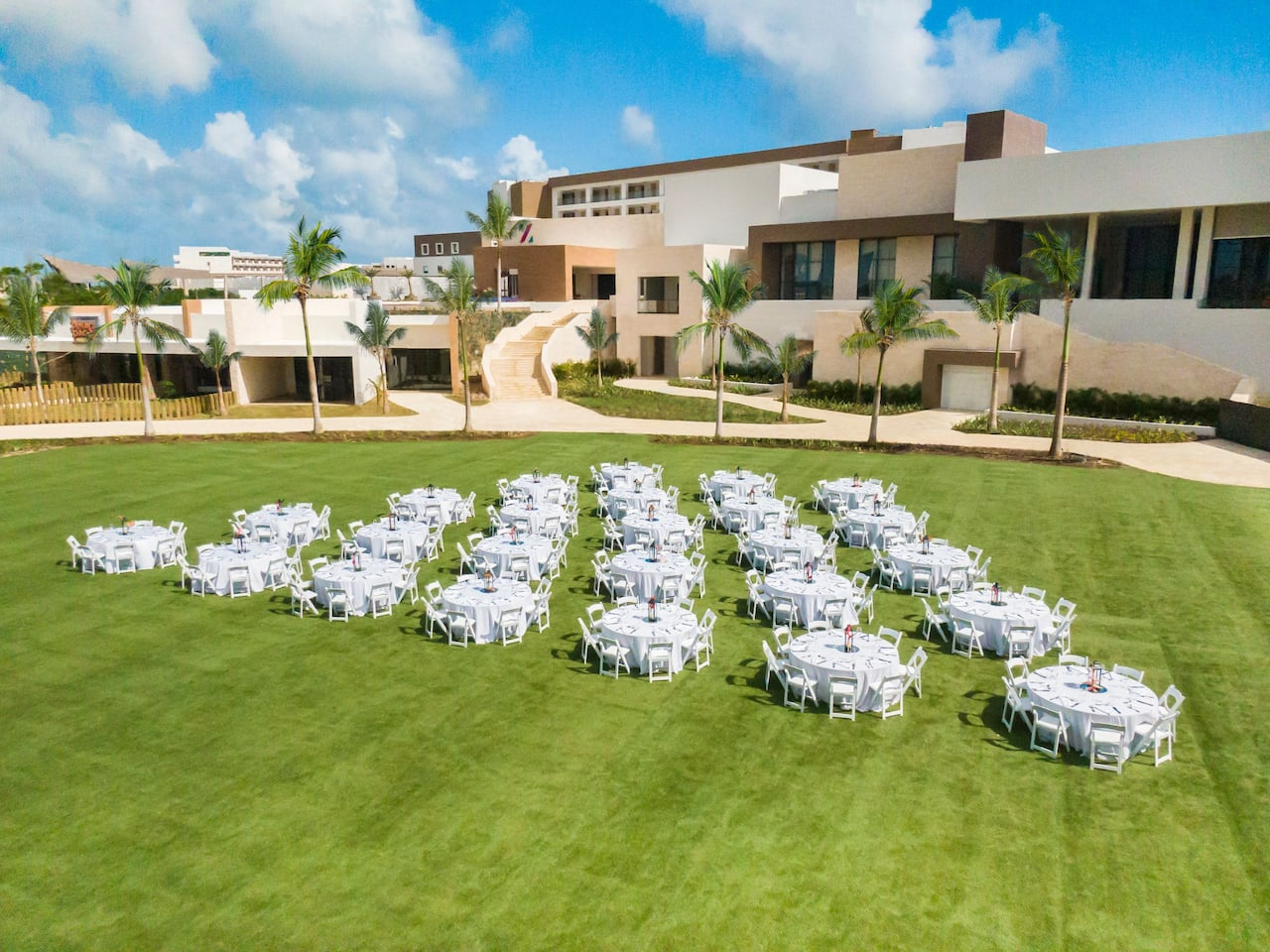 Cap Cana Outdoor Event Space - Hyatt Ziva Cap Cana