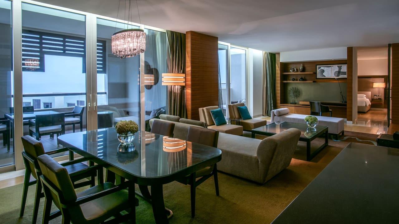 Park Suite Lounge
