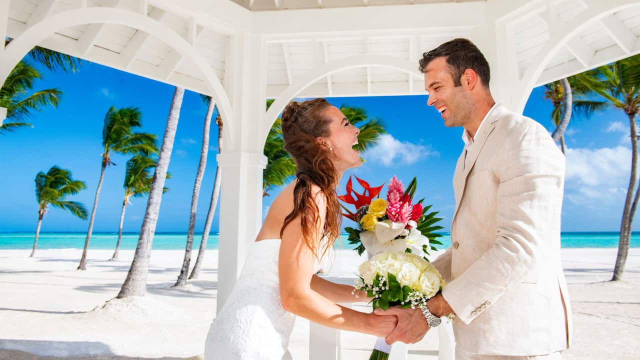 Beach Weddings in Cap Cana