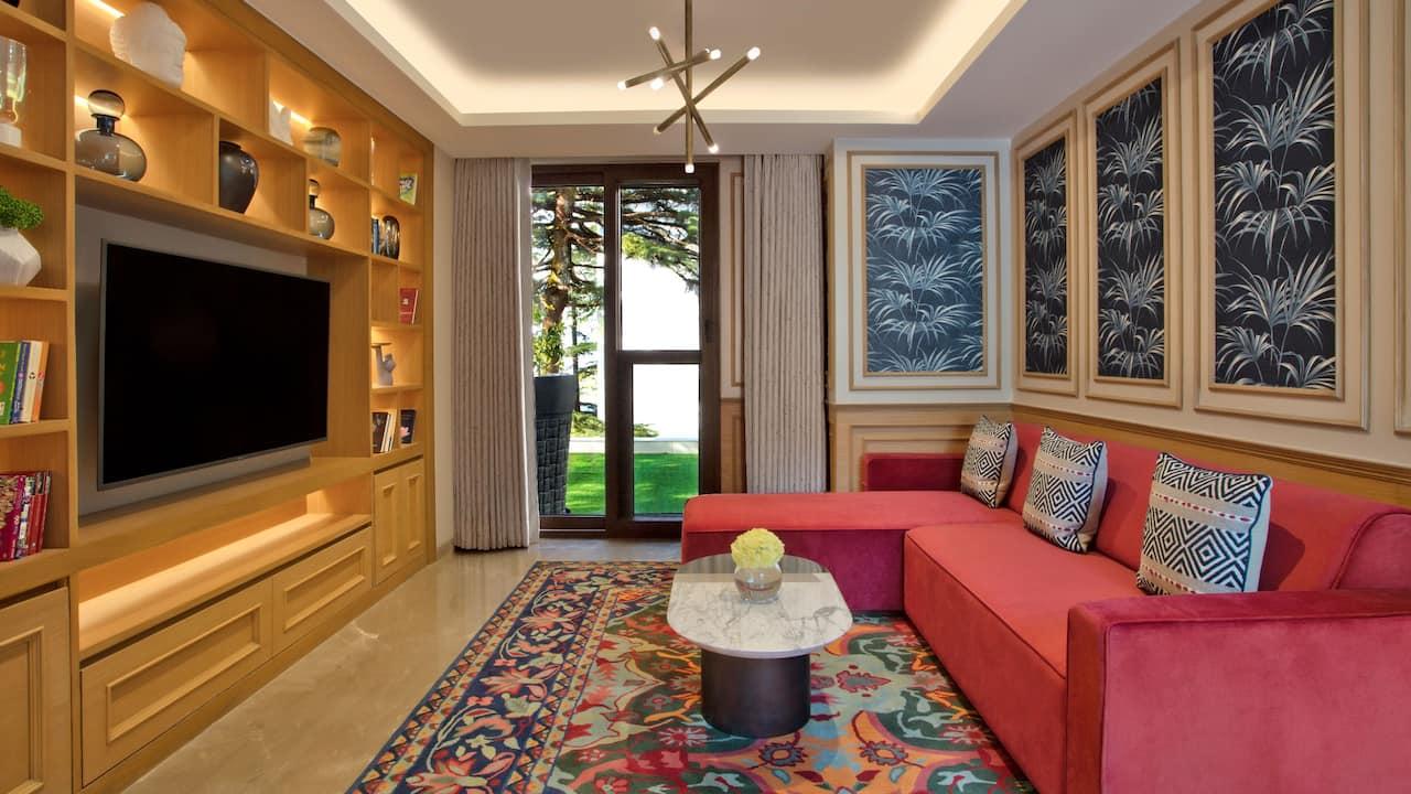 Shantivilla Common Room