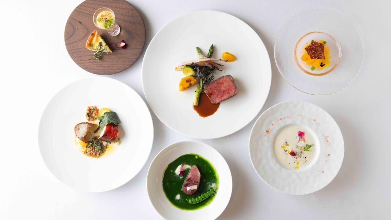 Hyatt Regency Hakone Resort & Spa| Private Dining Room  Dinner Image
