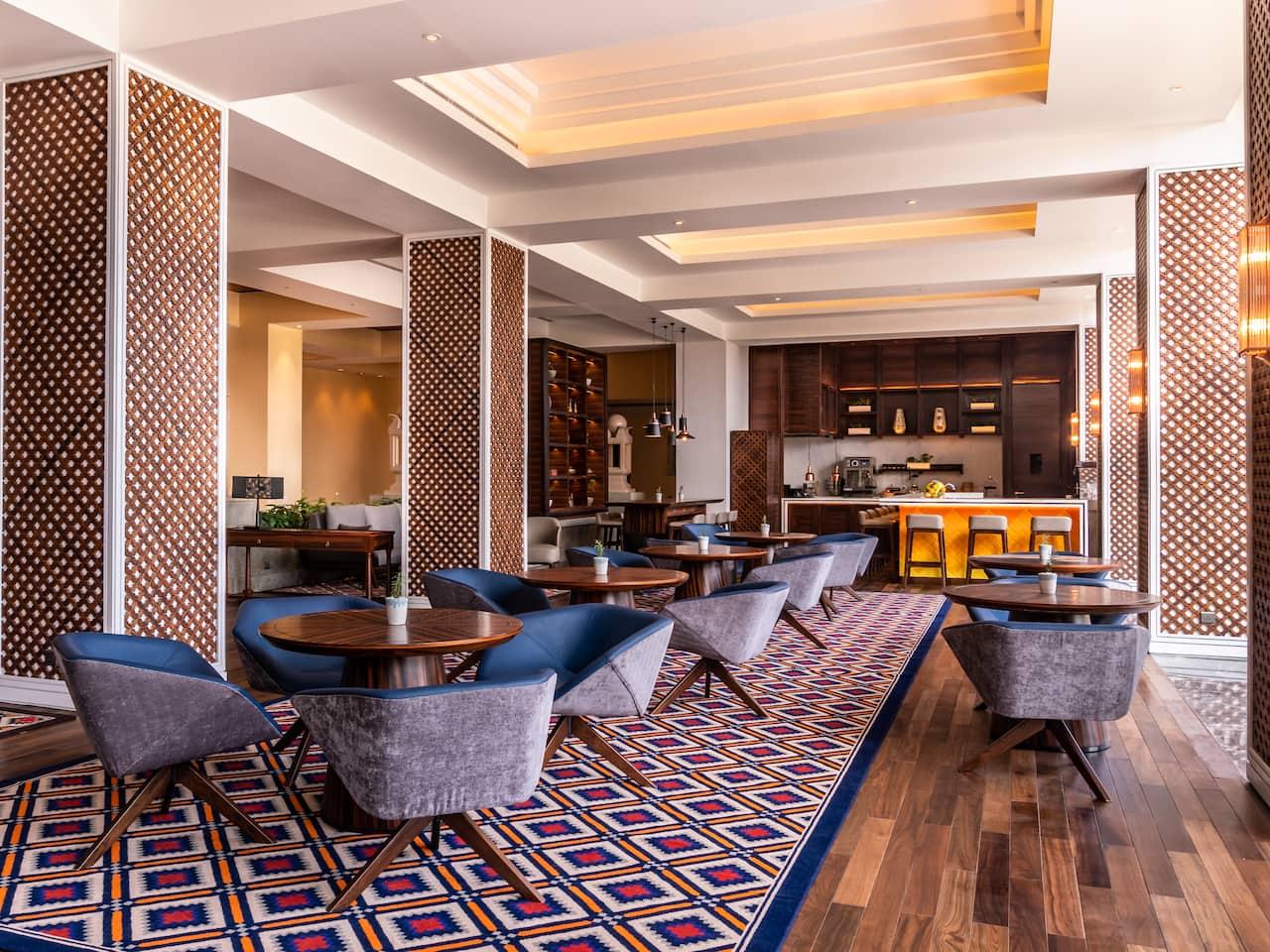 The Lounge Hyatt Regency Kathmandu