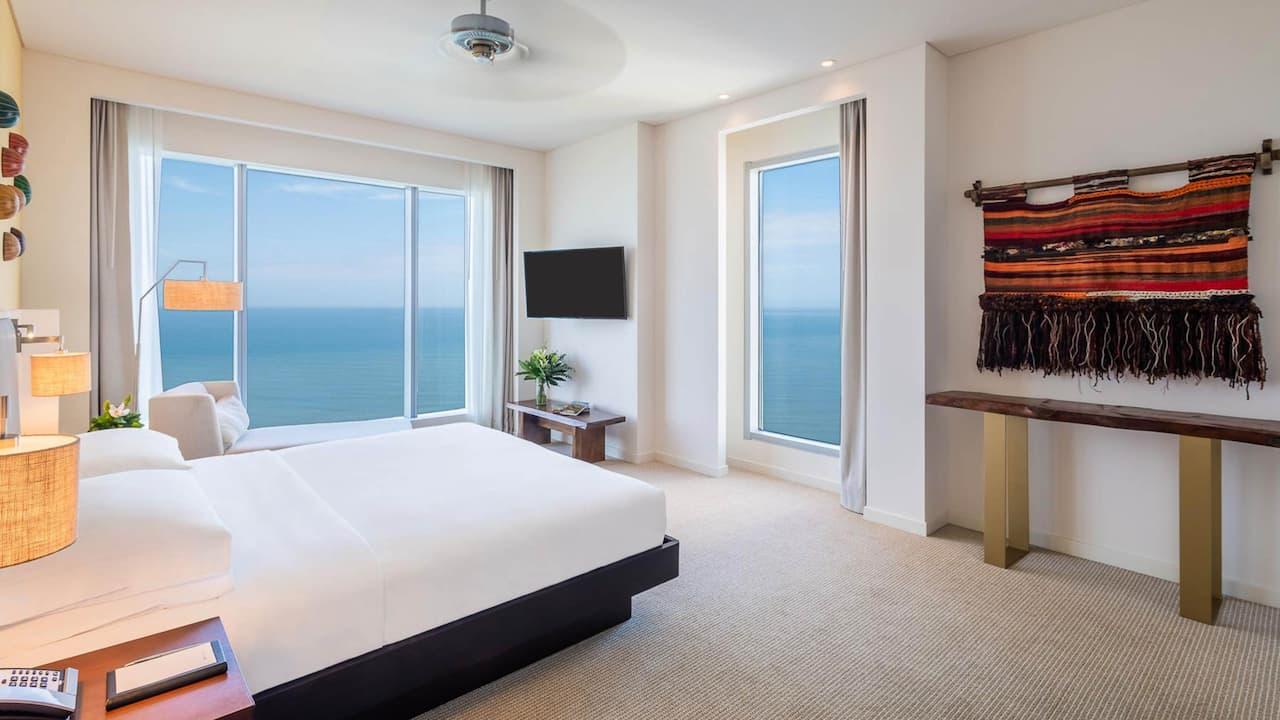 Junior Suite Ocean View Natural Light