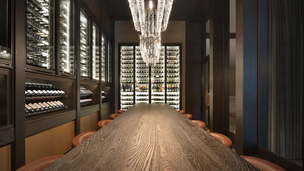 Park Hyatt Niseko Hanazono Wine Cellar