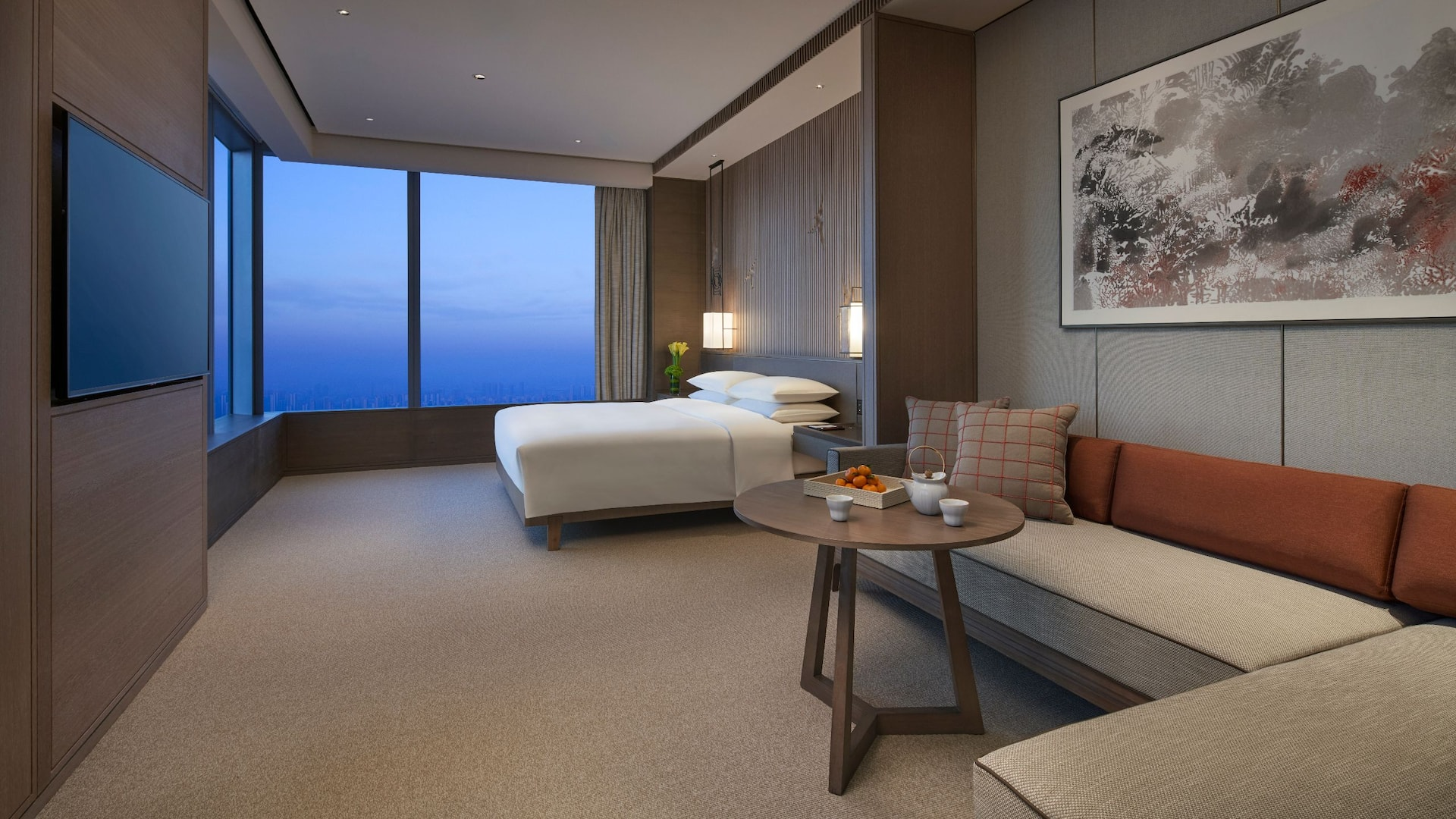 King Premium Club Access Guestroom