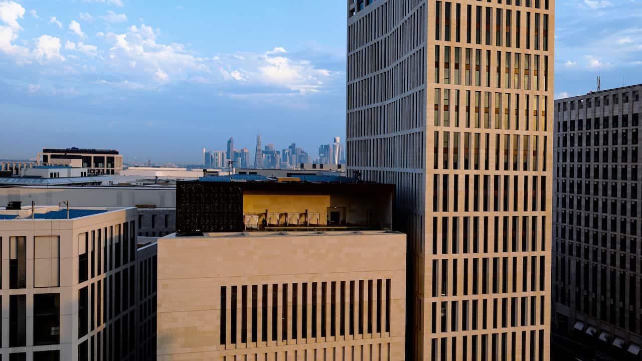 Park Hyatt Doha Exterior Day