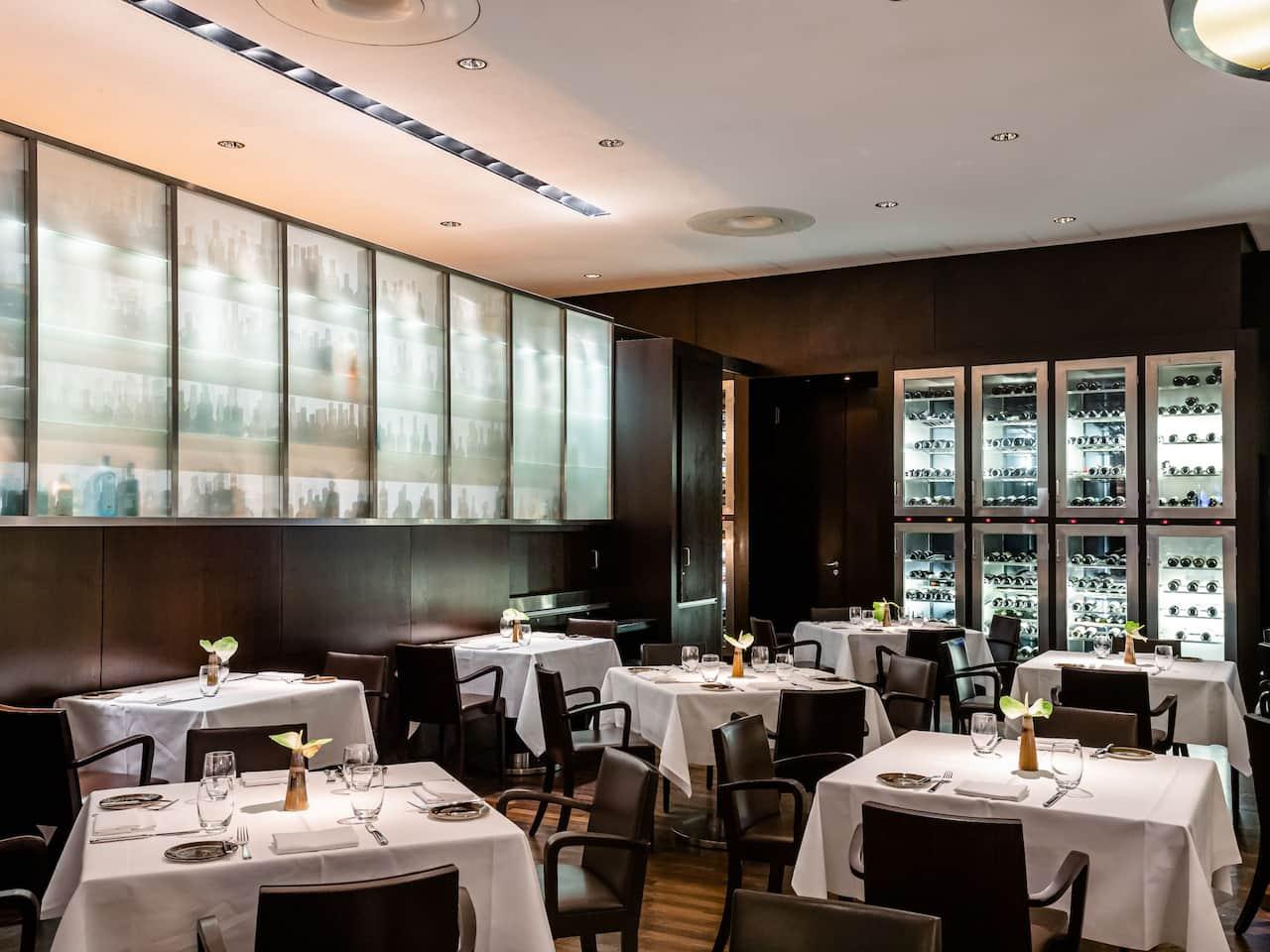 Vox Restaurant im Grand Hyatt Berlin