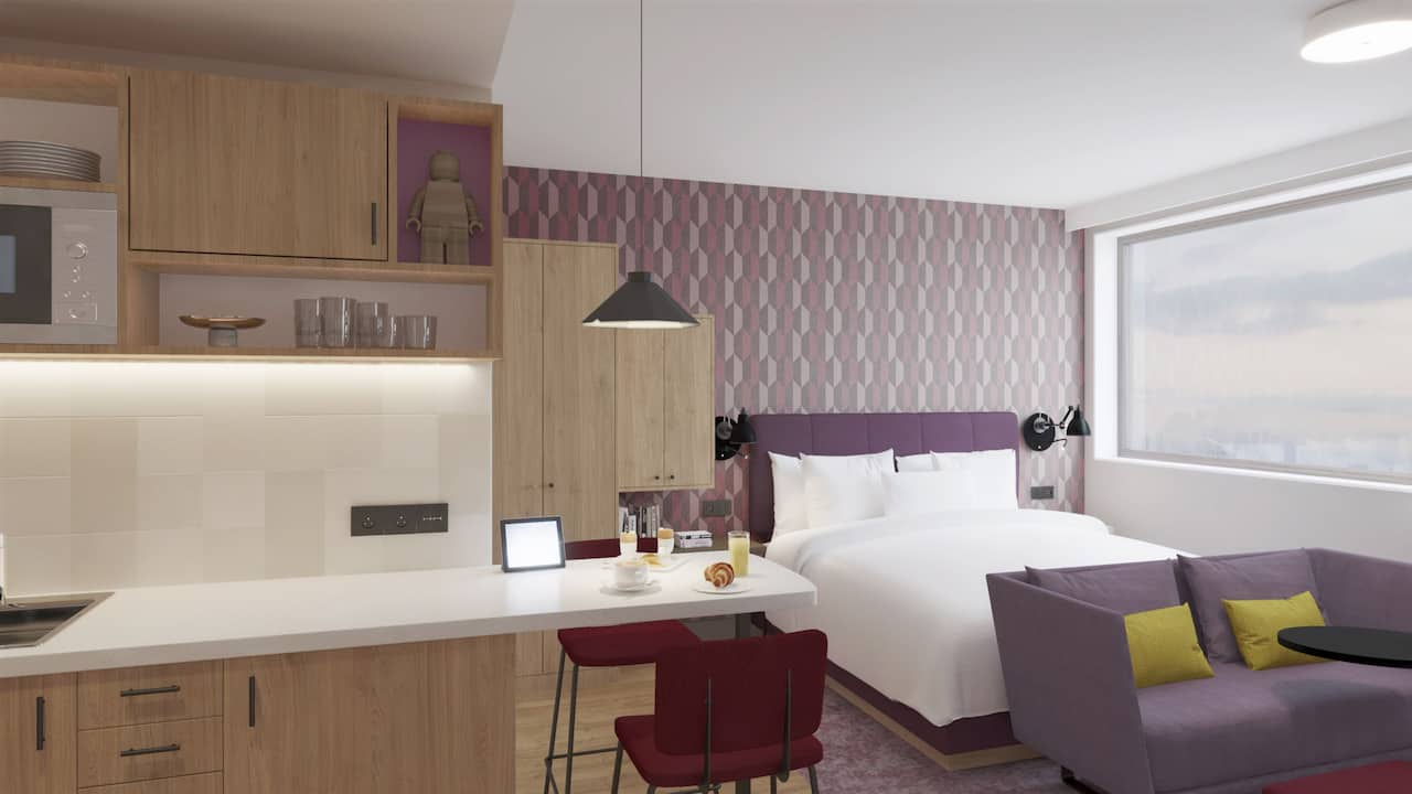 Hyatt House Paris Charles de Gaulle Airport