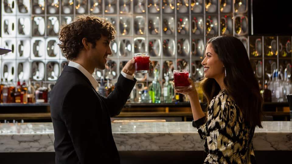 Couple on Date Night