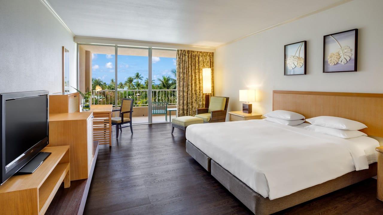 1 King Bed (Standard) at Hyatt Regency Guam
