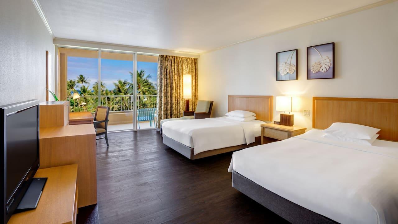 2 Twin Beds (Standard) at Hyatt Regency Guam