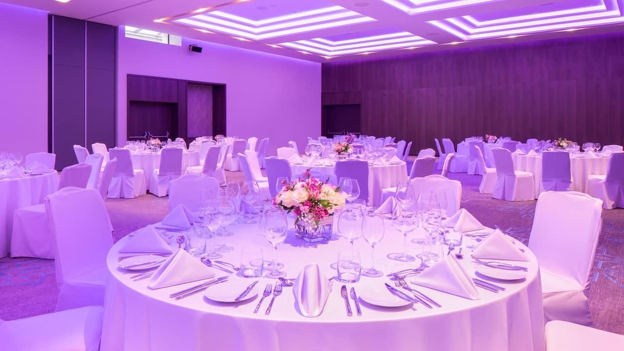 Ballroom Gala Dinner