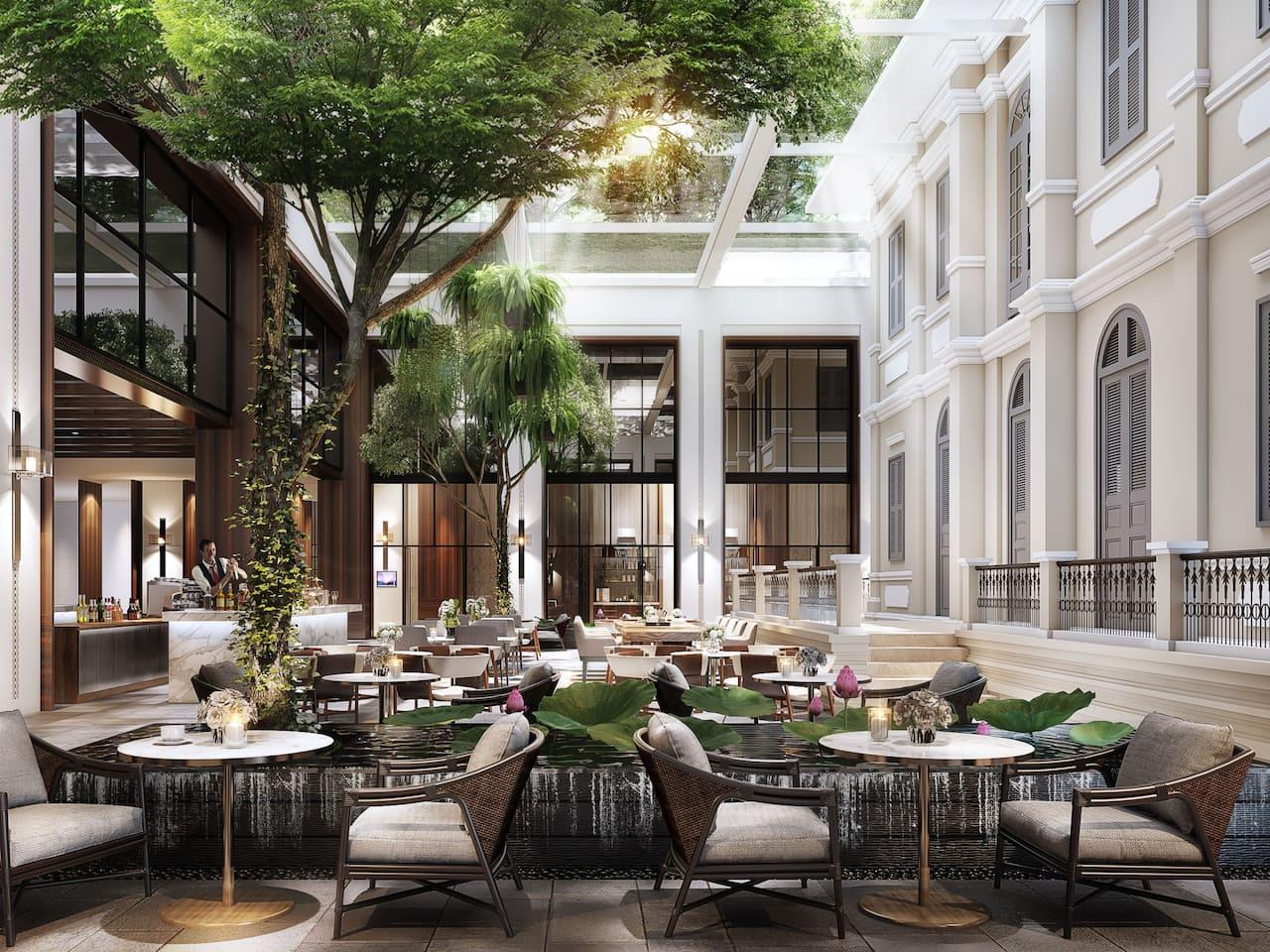 Market Café Restaurant & Lounge