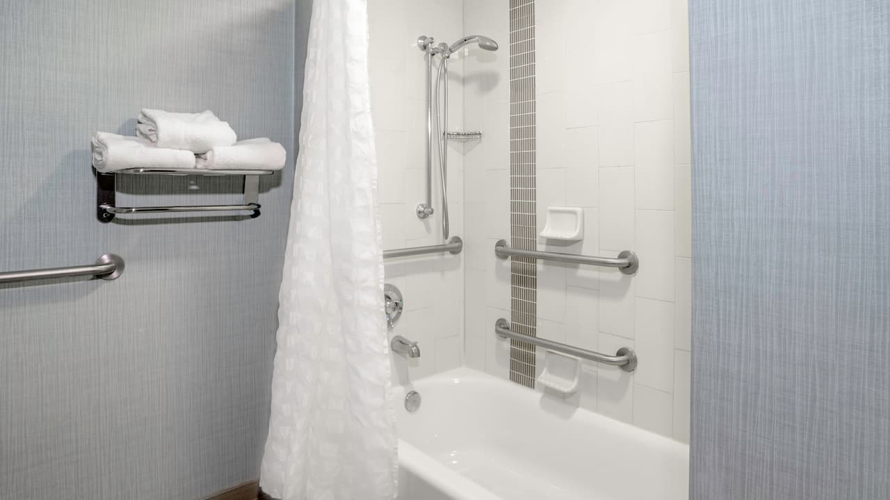ADA shower