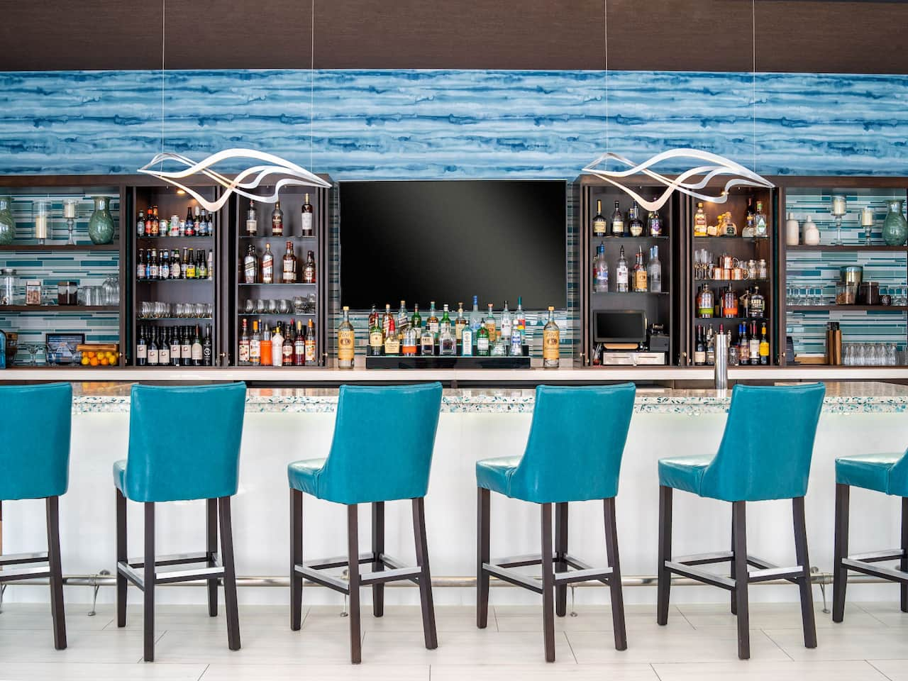 Hyatt Place West Palm Beach Downtown Bar
