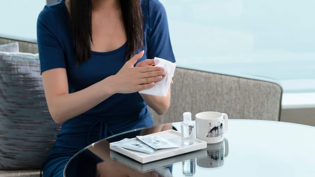 파크 하얏트 부산 다이닝 정책
