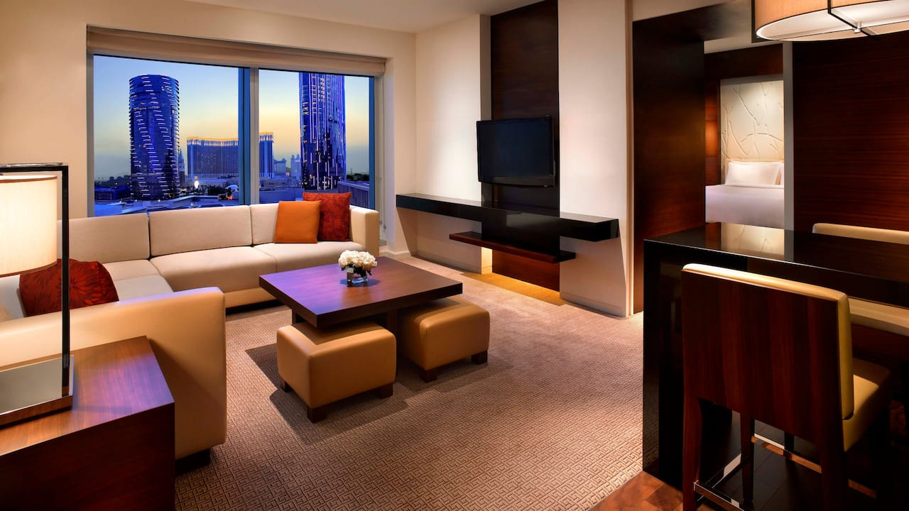 Grand Suite Twin at Grand Hyatt Macau
