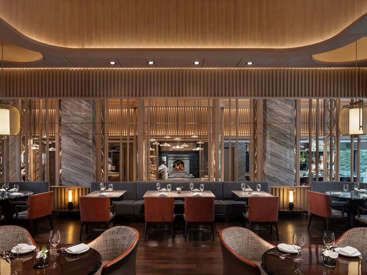 Xizhou Hall-Dining at Park Hyatt Suzhou