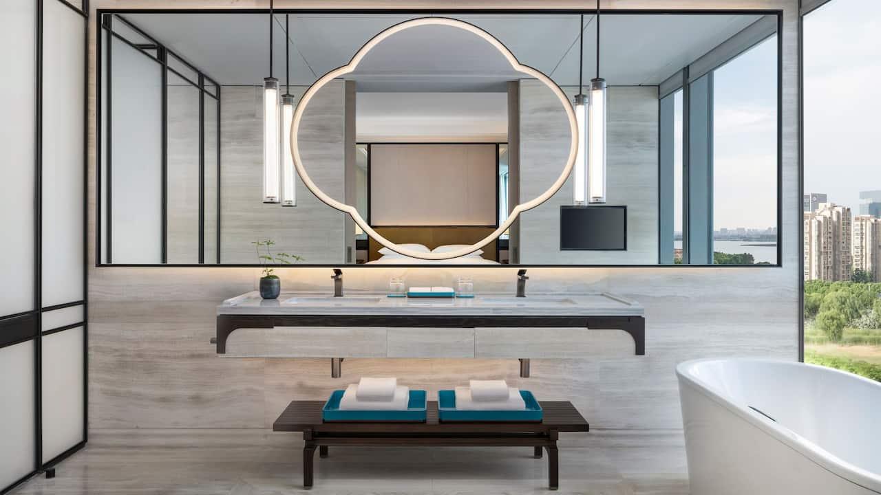 Suite Room Bathroom
