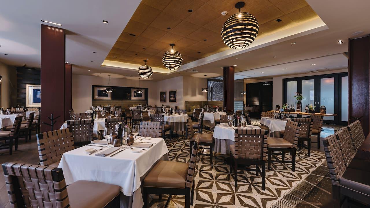 restaurant spasso view in merida