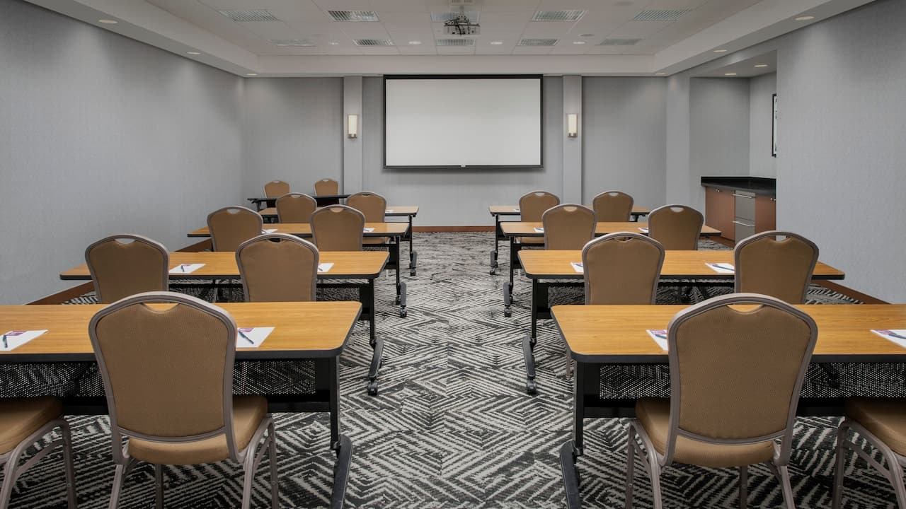 Meeting Room - Classroom Setup