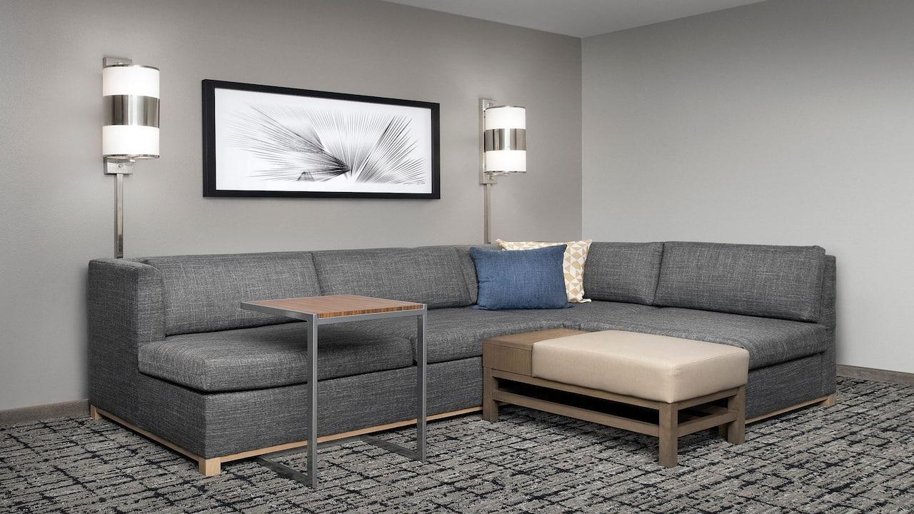 Accessible Cozy Corner
