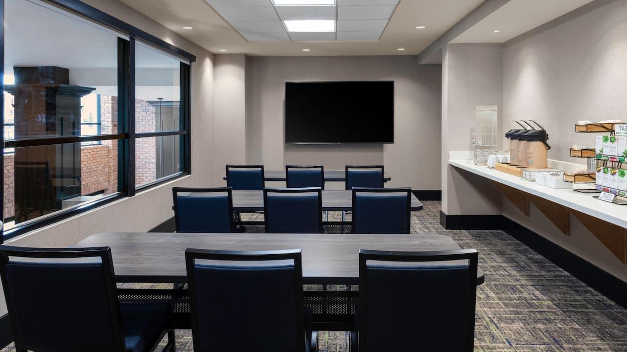 Meeting Room - Hyatt House Nashville Downtown SoBro