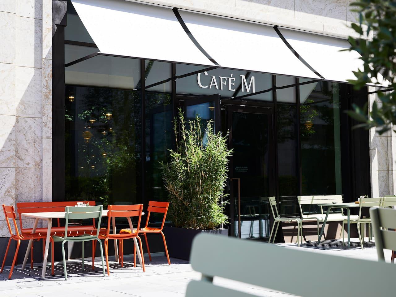 Café M Andaz Munich Schwabinger Tor