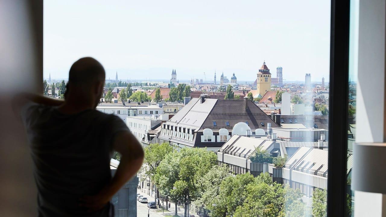 Frische Perspektiven Andaz München Schwabinger Tor